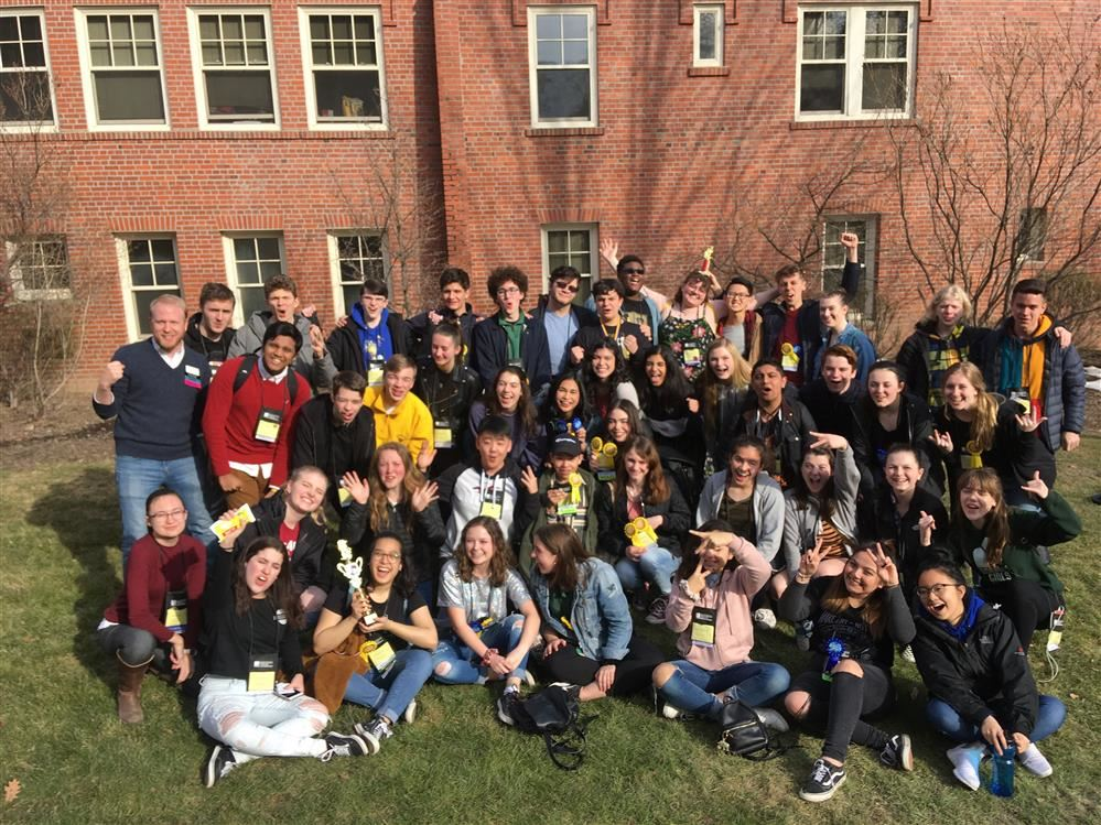 2019 State Thespian Conference