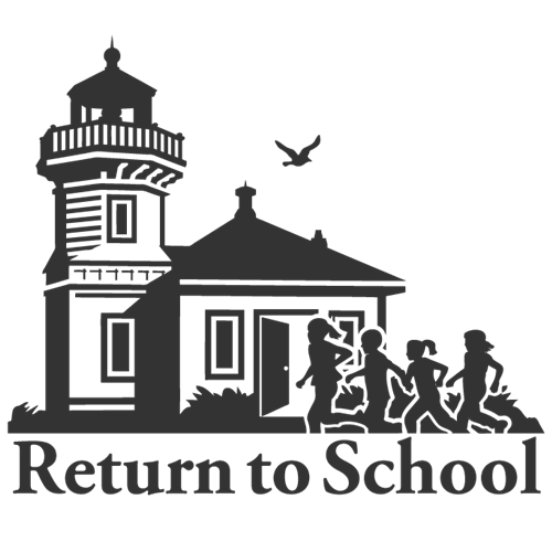 Return to School Logo