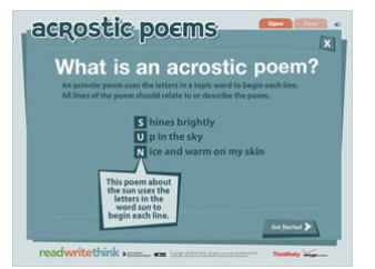 Welcome to Ms  Reed's 4th Grade Class / Poetry Links